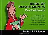 Brin Best: The Head of Department's Pocketbook (Teachers' Pocketbooks)