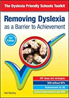 Removing Dyslexia as a Barrier to…