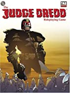 Judge Dredd Role Playing Game by Matthew…