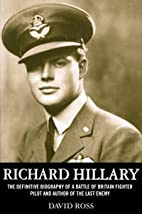 RICHARD HILLARY: The Definitive Biography of…