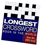 The Longest Crossword Book In The World -…