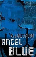 Angel Blue by A.J. Butcher