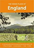 The Hidden Places Of England by Peter Long