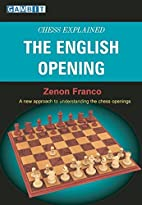 Chess Explained: The English Opening by…