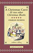 A Christmas Carol & two other Christmas…