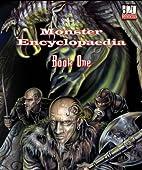 Monster Encyclopedia by Gareth Hanrahan