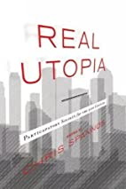 Real Utopia: Participatory Society for the…