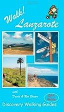 Walk! Lanzarote by David Brawn