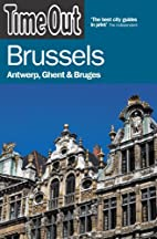 Time Out Brussels: Antwerp, Ghent & Bruges…