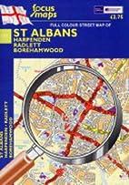 St Albans: Harpenden, Radlett, Borehamwood