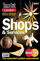 Time Out London Shops and Services by Time…