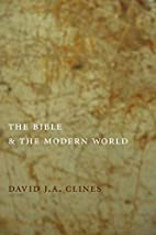 The Bible and the Modern World by David J.…