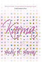 Karma by Holly A Harvey
