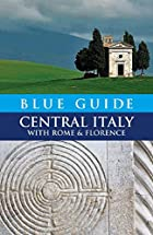 Blue Guide Italy Central Italy by Alta…