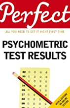 Perfect Psychometric Test Results by Joanna…