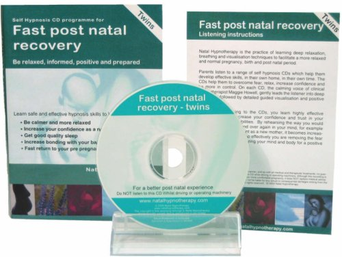 fast-post-natal-recovery-twins-self-hypnosis-natal-hypnotherapy-programme