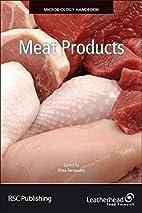 Microbiology handbook : meat by Rhea…