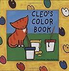 Cleo's Color Book by Stella Blackstone