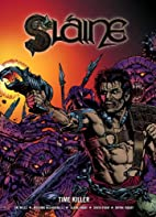 Sláine: Time Killer by Pat Mills