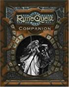 RuneQuest Companion by Greg Lynch