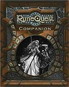 RuneQuest Companion by Greg Lynch