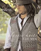 Classic knits for men by Martin Storey