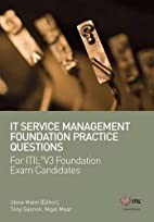 IT Service Management Foundation Practice…