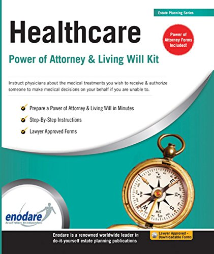 healthcare-power-of-attorney-living-will-kit