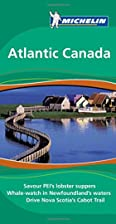 Michelin Travel Guide Atlantic Canada:…