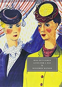 Miss Petigrew Lives for a Day cover