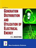 Generation Distribution and Utilization of…