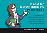 Brin Best: Head of Department's Pocketbook