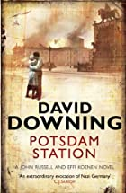 Potsdam Station. David Downing by David…