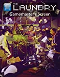 Durall, Jason: The Laundry Gamemaster's Screen (Cubicle 7)