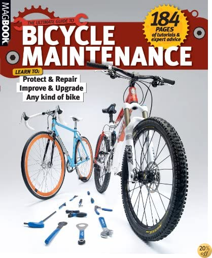 TUltimate Guide to Bicycle Maintenance