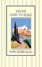 Death Goes to Italy by Mabel Esther Allan