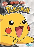 Pokemon Annual 2013
