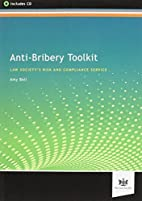 Anti-Bribery Toolkit by Amy Bell