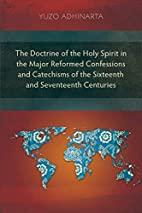 The Doctrine of the Holy Spirit in the Major…