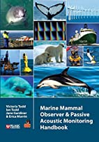 Marine Mammal Observer and Passive Acoustic…