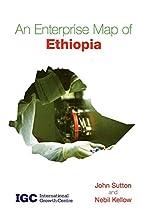 An Enterprise Map of Ethiopia by John Sutton