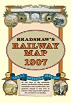 Bradshaw's Railway Folded Map 1907 (Old…