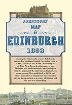 Johnstons' plan of Edinburgh, Leith,…