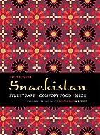 New Middle Eastern Street Food: Snacks,…