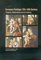 European Paintings 15th-18th Century:…