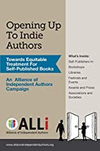 Opening Up To Indie Authors: A Guide for…
