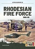 Rhodesian Fire Force 1966-80 (Africa@War No…