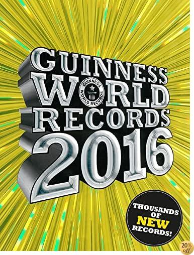 TGuinness World Records 2016