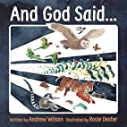 And God said by Andrew Wilson