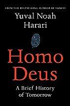 Homo Deus: A Brief History of Tomorrow by…
